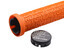 EASTON Lock-On - Grips - 33mm orange